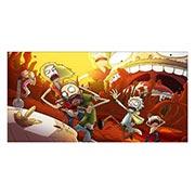 Неформатный постер Rick and Morty